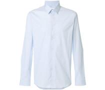 line stitching shirt