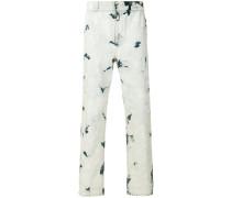 Bicolour Candeggiato jeans