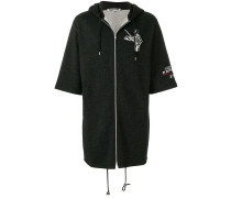 Cobra Club zipped hoodie