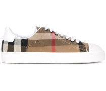 'House Check' Sneakers - women
