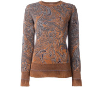 Pullover mit Marmormuster - women