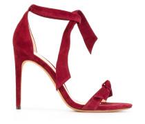 Stiletto-Sandalen mit Knotendetail - women