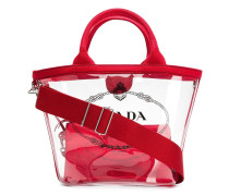Semi-transparenter Shopper