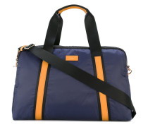 Reisetasche mit Kontraststreifen - men - Nylon