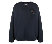Oversized-Sweatshirt mit Logo