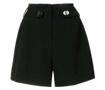 Shorts mit Metallverzierung - women
