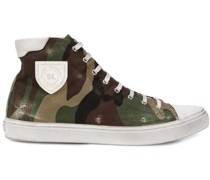 'Bedford' Camouflage-Sneakers