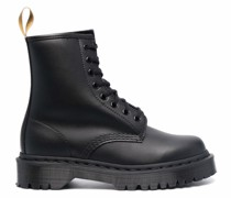 lace-up cargo boots