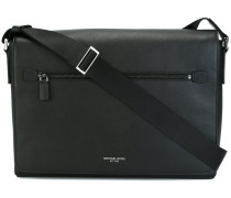 zip up messenger bag