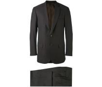 - Zweiteiliger Wollanzug - men - Wolle - 48