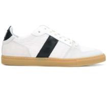 - Sneakers mit Ledereinsätzen - men