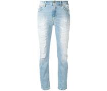 BoyfriendJeans in DistressedOptik