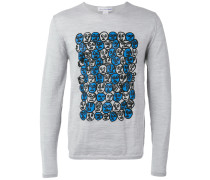 Sweatshirt mit Print - men - Wolle - XS