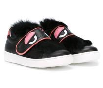 'Bag Bugs' Sneakers - kids - Leder/rubber - 28