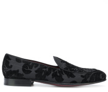 pantofola broccato loafers