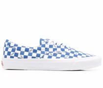 Sneakers mit Schachbrettmuster