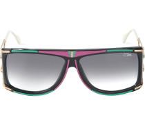 - Sonnenbrille mit eckigem Rahmen - unisex