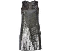 'D-Jettie' Kleid im Metallic-Look