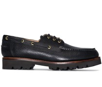 DEMPSEY BLK LCE UP