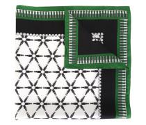 hardware print neck scarf