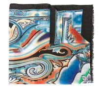 Schal mit Paisley-Print - men - Kaschmir/Modal