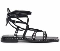 Mauritius Sandalen mit Nieten
