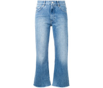 'Close' Cropped-Jeans