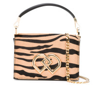 mini DD zebra print bag