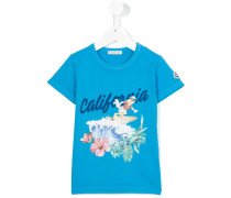 "T-Shirt mit ""California""-Print"