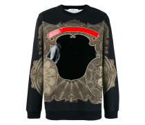 'Blazon' Sweatshirt - men - Baumwolle - XS