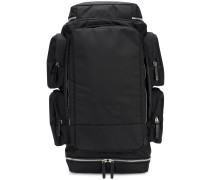 large technical backpack