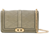 Love crossbody with embellished guitar strap