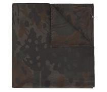 Tuch mit Camouflage-Print - unisex - Baumwolle