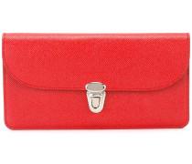 Portemonnaie mit Schnalle - women - Leder