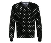 Pullover mit Polka Dots