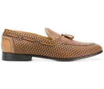 Loafers mit Quaste