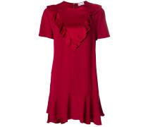 Kleid mit Rüsschen