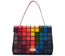 'Pixels Bathurst' Schultertasche