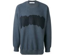 Texturiertes Sweatshirt - men - Baumwolle - S