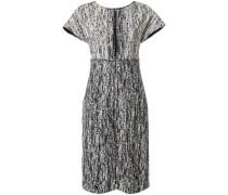 Kleid mit Ethno-Print