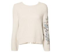 - Pullover mit Knopfverschluss - women
