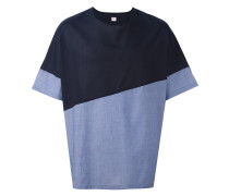 'Colletction' TShirt in ColourBlockOptik