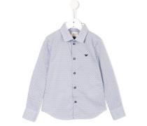 - Hemd mit Print - kids - Baumwolle - 7 J.