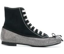 Stiefeletten im Sneaker-Look