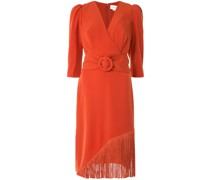 Gewickeltes Kleid