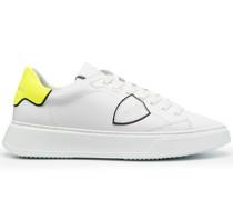 Temple Veau Neon low-top sneakers