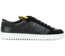 industrial strap sneakers