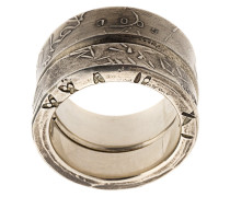 'Urban Traces' Ring