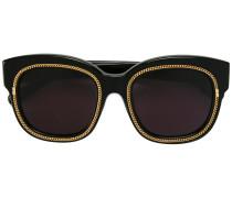 Rechteckige 'Falabella' Sonnenbrille - women