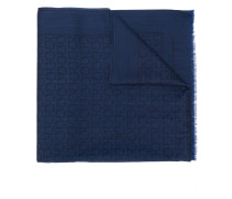 Schal mit Gancio-Muster